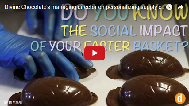 Q&A: The managing director of Divine Chocolate on personalizing supply chains