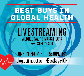 Best Buys for Global Health