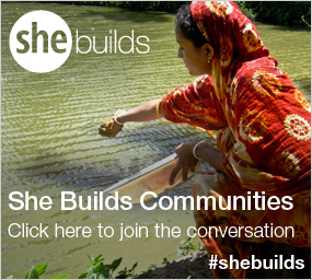 She Builds Communities