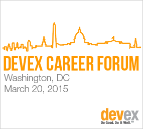 2015 DC Career Forum