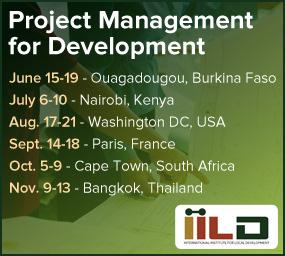IILD Project Management 2015